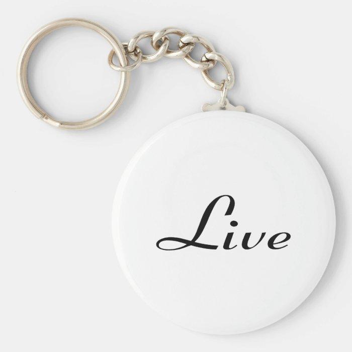Live Keychain