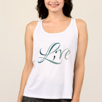Live (L;ve) workout tank