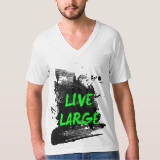 live large shirt