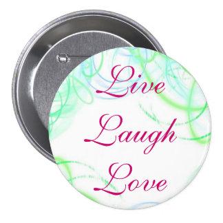 Live Laugh Love Pin
