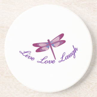 Live, Laugh, Love Coaster