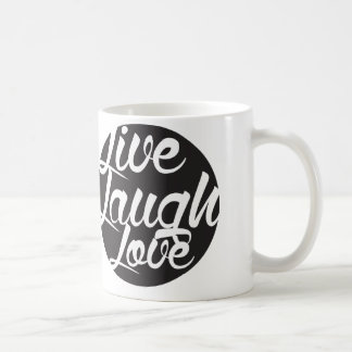 Live Laugh Love Coffee Mug