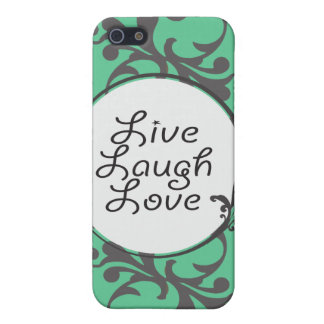 Live Laugh Love Cover For iPhone SE/5/5s