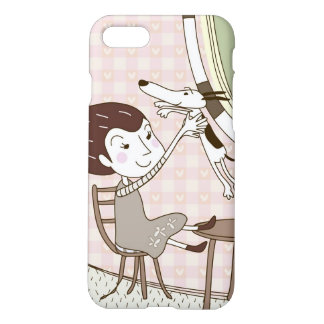 Live Laugh Love Dog Lover's iPhone case
