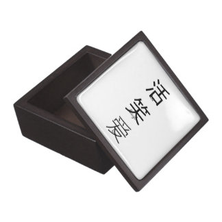 Live Laugh Love in Chinese Box