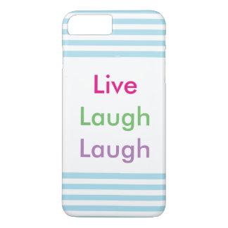 Live Laugh Love iPhone 8 Plus/7 Plus Case