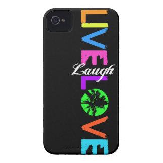 Live Laugh Love iPhone Case iPhone 4 Case-Mate Case