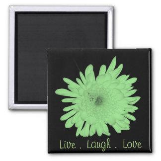 Live Laugh Love Refrigerator Magnet