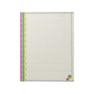 Live, Laugh, Love Notepad