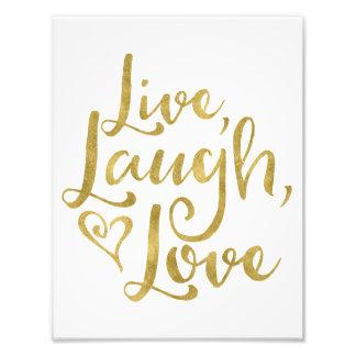 Live Laugh Love Art Framed Artwork Zazzle
