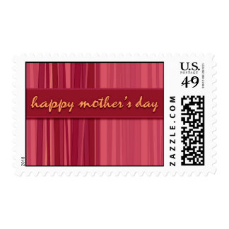 Live Laugh Love Pink Mother's Day Postage Stamp