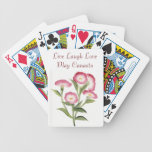 Live Laugh Love Play Canasta Card Decks