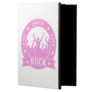 Live Laugh Love ROCK (pink) Powis iPad Air 2 Case