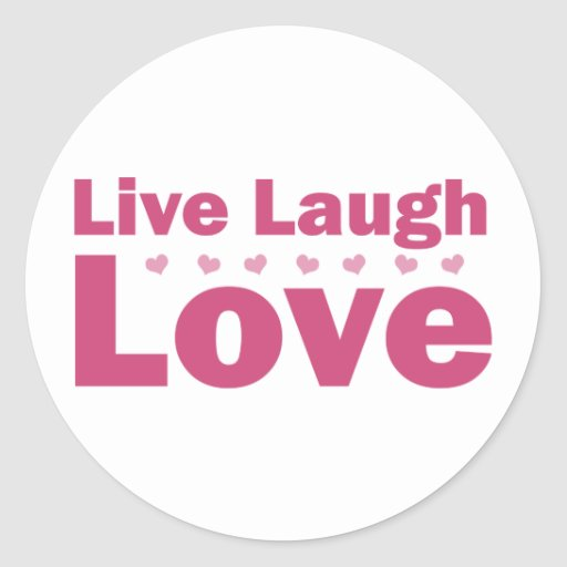 Live Laugh Love Free Coloring Pages
