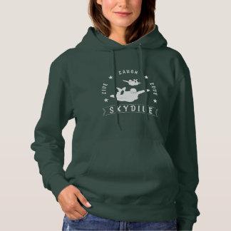 Live Laugh Love Skydive. Hoodie