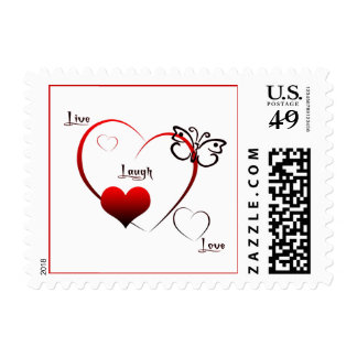Live,Laugh,Love Stamp