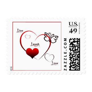 Live,Laugh,Love Stamp
