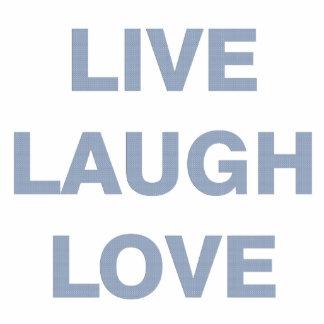 Live Laugh Love Statuette