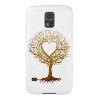 Live Laugh Love - Tree of Life Galaxy S5 Cases