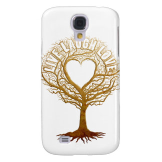 Live Laugh Love - Tree of Life Samsung Galaxy S4 Cover