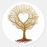 Live Laugh Love - Tree of Life Sticker