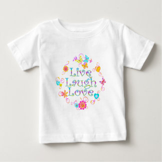 Live Laugh Love T Shirts