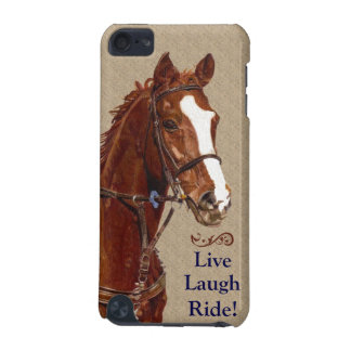 Live Laugh Ride! Horse iPod Touch 5G Case