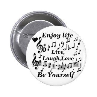 Live,Laught,Love_ Button