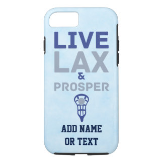 Live LAX and Prosper Lacrosse Case