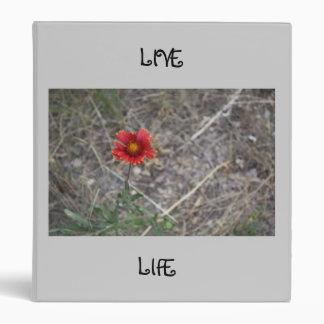 Live Life Binder