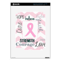 Live Life Hope iPad 3 Decal
