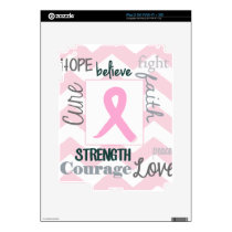 Live Life Hope Skin For iPad 2