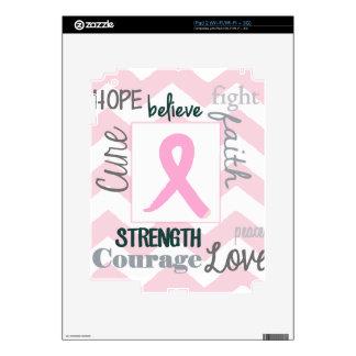 Live Life Hope Skin For iPad 2