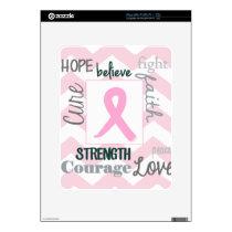 Live Life Hope Skins For iPad