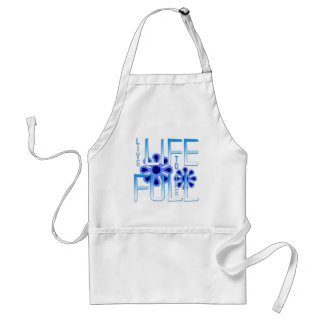 Live Life to the Full Adult Apron