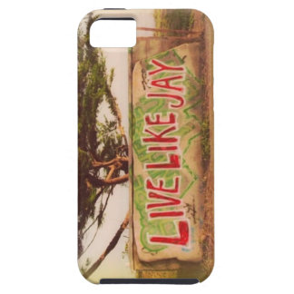Live like jay iPhone SE/5/5s case