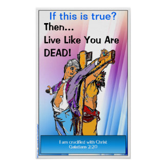 Live Like You Are Dead Poster