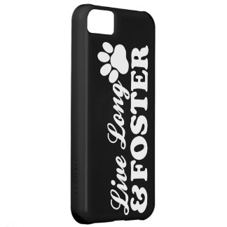 Live Long and Foster iPhone 5C Cover