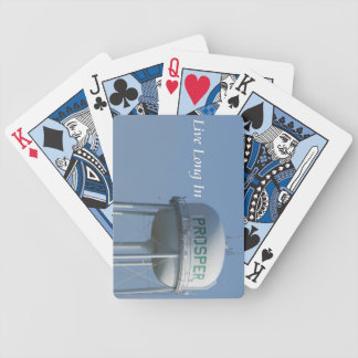 Live Long in Prosper (TX) Playing Cards