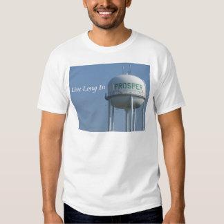 Live Long in Prosper (TX) Unisex T-shirt