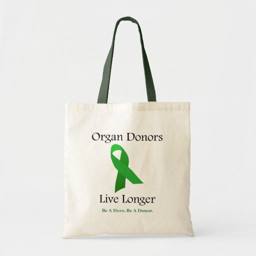 Live Longer Budget Tote Bag