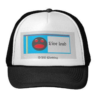 Live loud hats