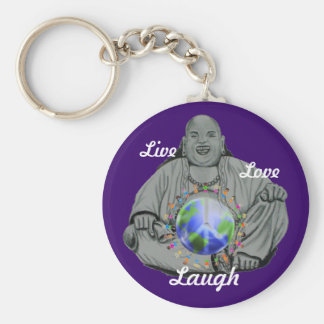 Live love and laugh keychains
