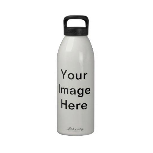 Live Love Autism Reusable Water Bottle