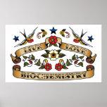 Live Love Biochemistry Print