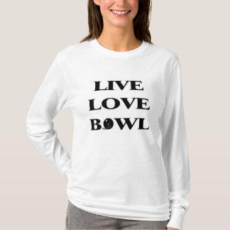 Live Love Bowl T-Shirt