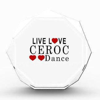 LIVE LOVE CEROC DANCE AWARD