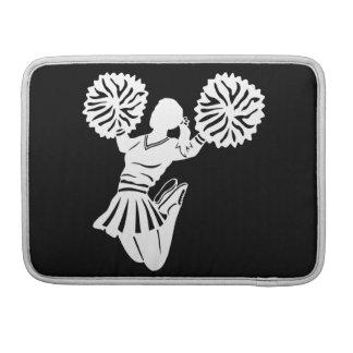 Live, Love, Cheer Cheerleader computer sleeve Sleeve For MacBook Pro