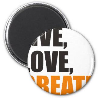 live love create magnet