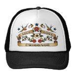 Live Love Cribbage Trucker Hats
